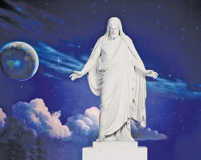 Cristus Jesucristo Mormon