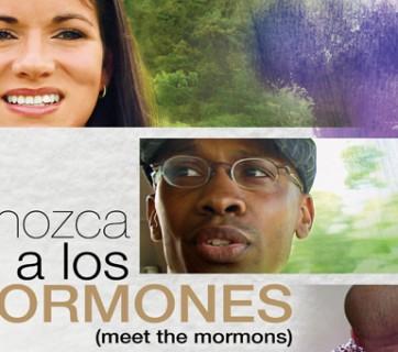 Conozca los mormones portada web