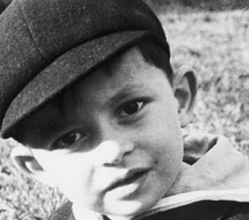 Retrato de Robert D. Hales cuando niño. Cortesía de LDS.org