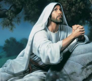 Christ-in-Gethsemane