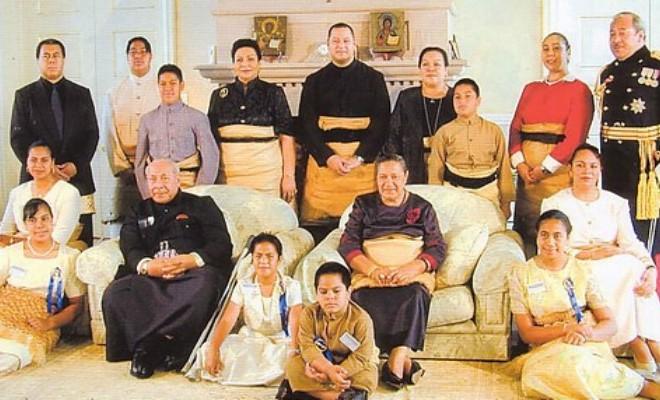 tongan-royal-family