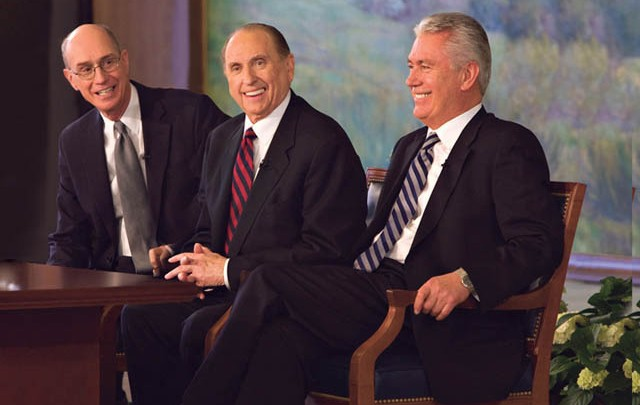 mormon-leaders