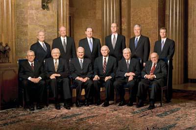 Los Doce Hoy En Dia - Los MormonesLos Mormones   La